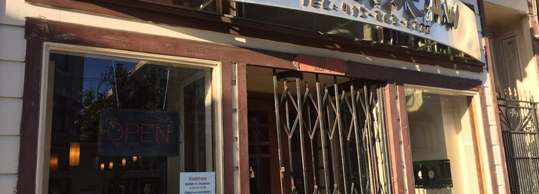 Son's Addition team to open restaurant 'Otra' in the Lower Haight's former Sushi Raw space