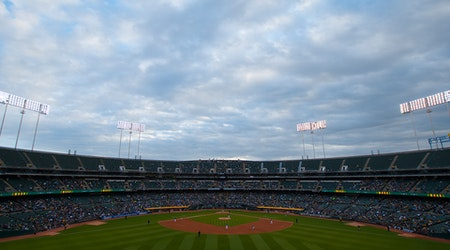 City opens negotiations with A's over Coliseum purchase