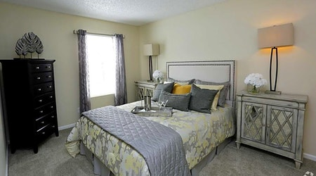 What apartments will $1,400 rent you in Northeast Colorado Springs, this month?