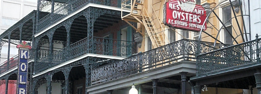 Food and drink is hot in New Orleans this week