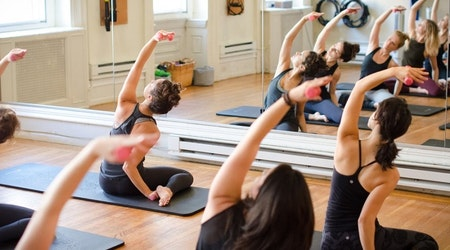 Get moving at Philadelphia's top Pilates studios