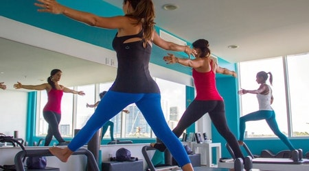 Here's where to find the top Pilates studios in Miami