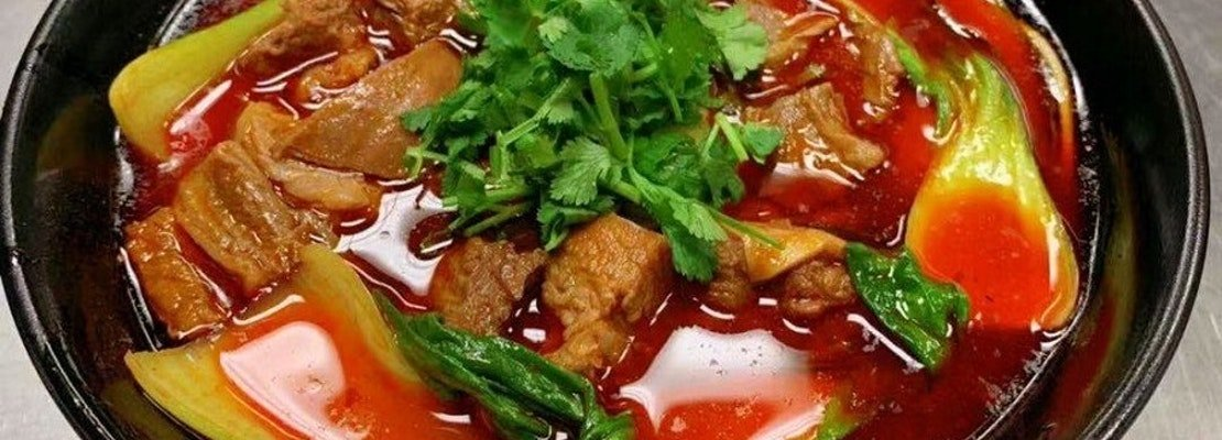 New Chinese spot Just Noodles debuts in Blenman-elm