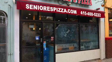 SF Eats: Seniore's Pizza shutters on Divisadero, Souvla Hayes Valley closes for renovations, more