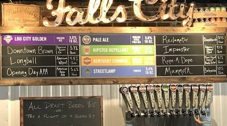 Explore 5 favorite low-priced breweries in Louisville