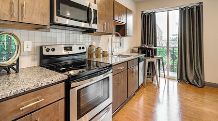 What apartments will $1,200 rent you in Downtown, right now?