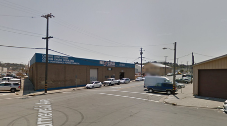 Pedestrian struck by driver near Bayview warehouses early Thursday suffers life-threatening injuries