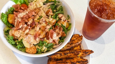The Greenspot Salad Company opens in Mission Valley East