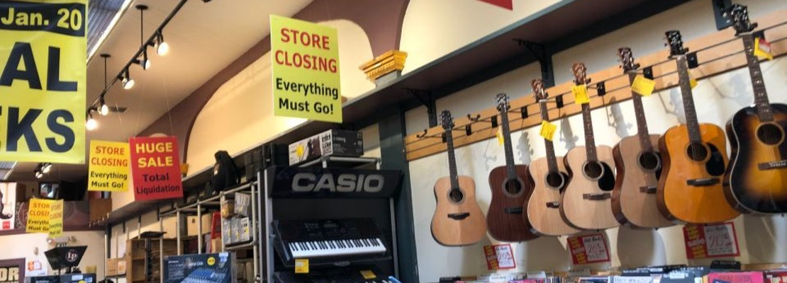 Haight's last music store to shutter this month, after failed attempt at reprieve