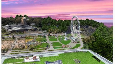 Proposed 150-foot Ferris wheel in Golden Gate Park nears final approvals
