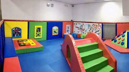 Peek-a-Boo Factory brings an indoor playground to the Inner Richmond