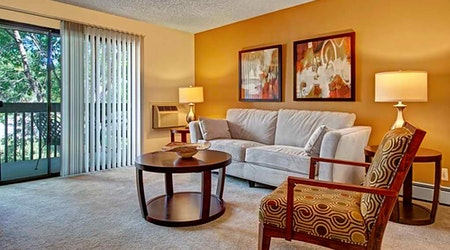 What apartments will $1,400 rent you in Northwest Colorado Springs, today?