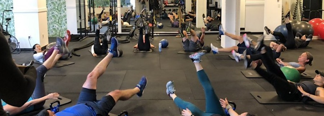 New personal training spot Sama Fitness now open in Ravenna