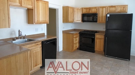 What apartments will $1,300 rent you in Central Colorado Springs, this month?