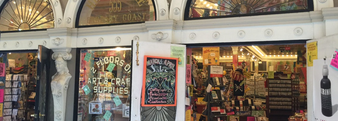 Artist & Craftsman Supply to close its doors in Jackson Square