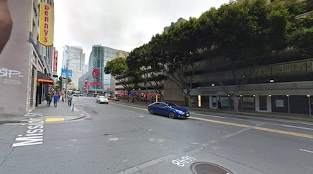 Three suspects steal lap dog in SoMa robbery