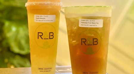 R&B Tea debuts in Kearny Mesa