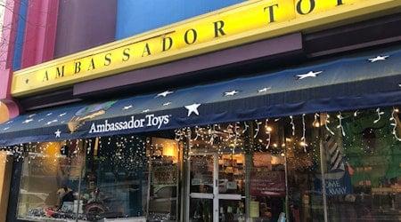 Ambassador Toys to shutter West Portal, Embarcadero Center locations