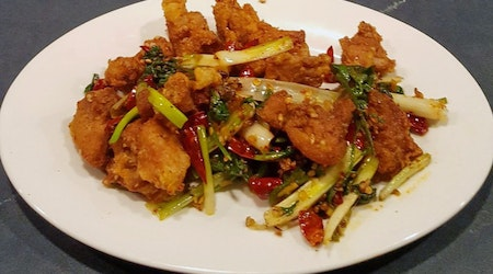 New Lower Garden District Chinese spot Blue Giant opens its doors