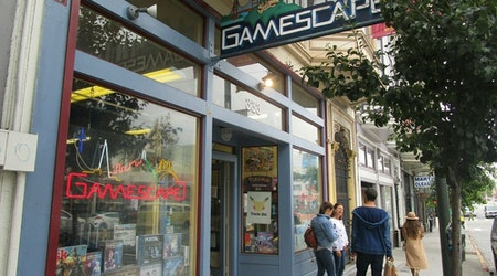Now a legacy business, Divisadero's Gamescape to expand events