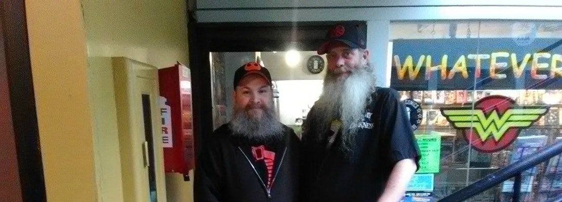 Final issue: Castro's Comic Book Beardies closes shop after 13 years