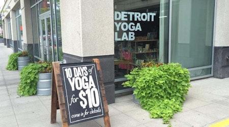 The 3 best yoga spots in Detroit