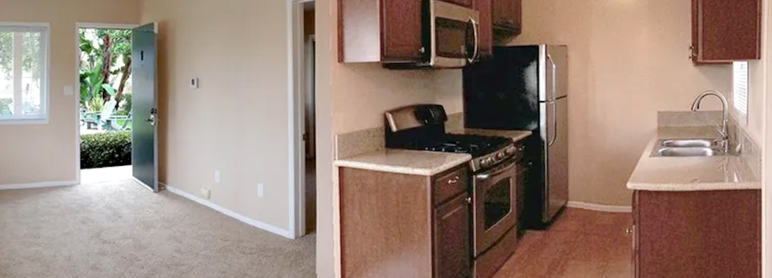The most affordable apartments for rent in Ocean Beach, San Diego