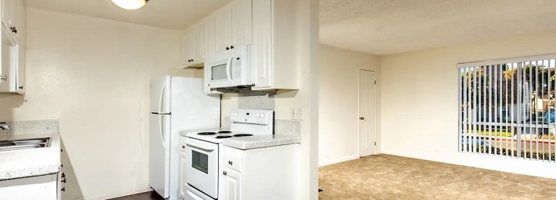 What apartments will $1,500 rent you in Northwest Chula Vista, right now?