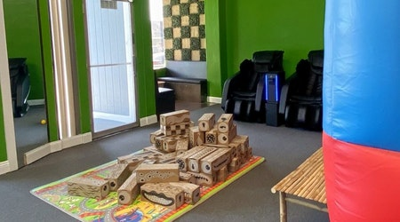 New playground Jumpers Jungle now open