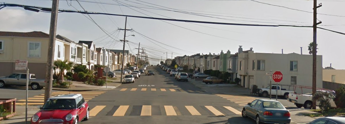 Bicyclist seriously injured after being struck by car in Outer Sunset