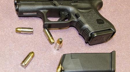 Four injured in weekend shootings