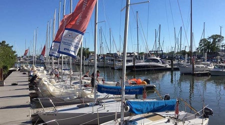 Here are Jersey City's top 3 boating spots