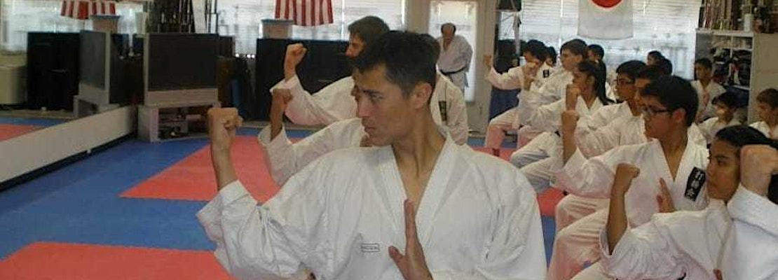 Here are Stockton's top 3 martial art spots