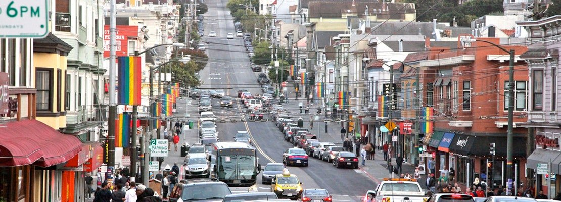 A Plan For Castro Neighborhood Retail Coming