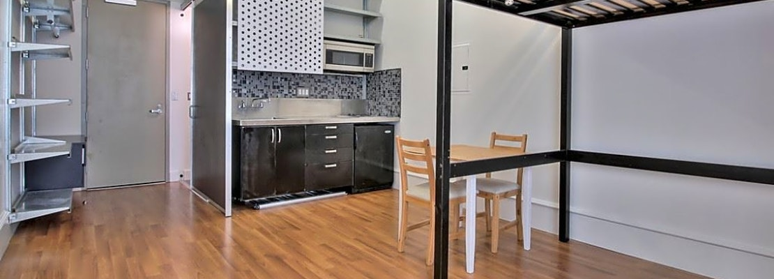 Budget apartments for rent in Civic Center, San Francisco