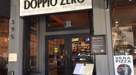 Scooter-riding suspect apprehended in $5,000 safe theft at Hayes Valley's Doppio Zero
