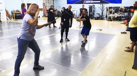 Scuola Di Fabris Historical Duelist Corps brings medieval-style fencing to Houston