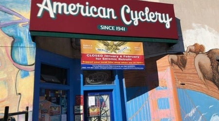 Just shy of its 80th birthday, American Cyclery seeks a new owner