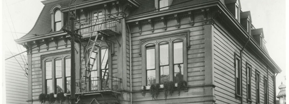 The Unexpectedly Eventful History Of 121 Haight Street