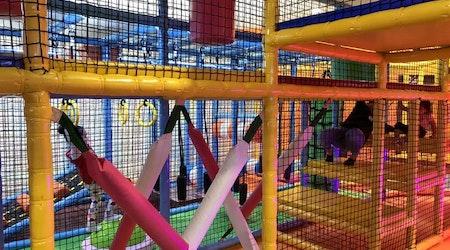 Jump for joy: Indoor play center Candeeland debuts