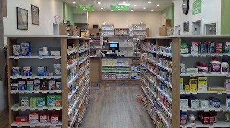 Jersey City's top 3 drugstores, ranked