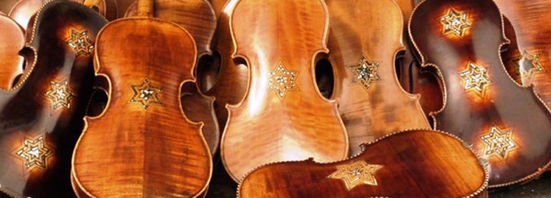SF Symphony concert to spotlight 'Violins of Hope' belonging to Holocaust victims