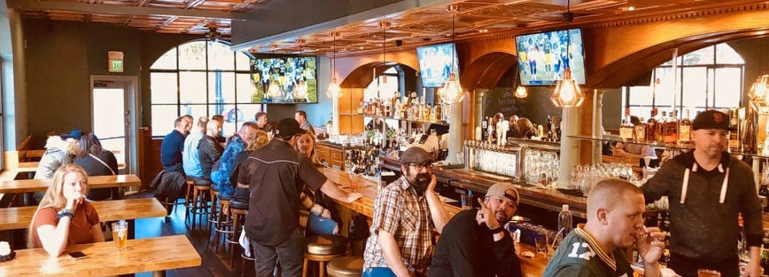 Childhood friends team up for relaxed 'neighborhood bar' in Parkside
