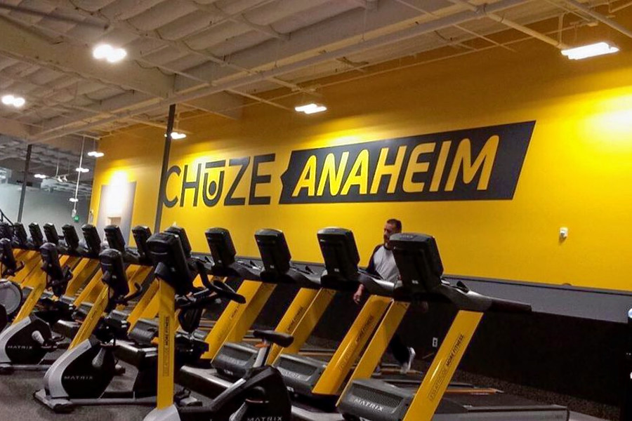 Sweat it out: New gym Chuze Fitness now open on Beach Boulevard