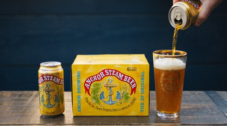 SF Eats: Anchor Steam breaks tradition with new cans, Westfield Mall gets dumpling/noodle spot, more