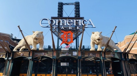 The 3 best stadiums and arenas in Detroit