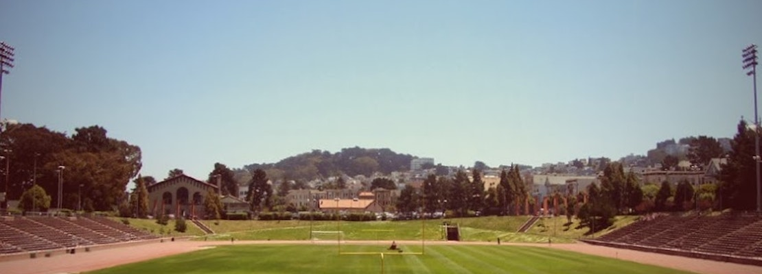 As A Track Revamp Gets Underway, A Look Into Kezar Stadium's Past