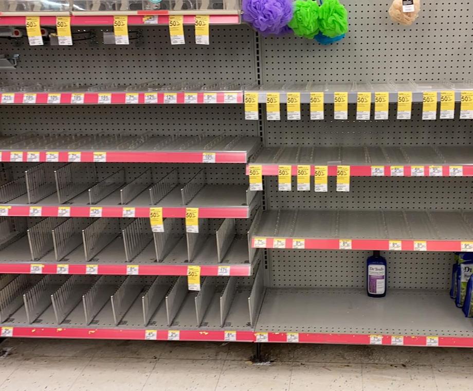 Walgreens says near-empty Van Ness & Market store isn't closing — it's