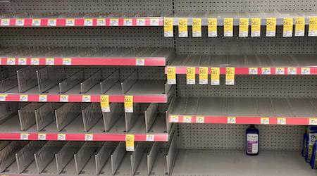Walgreens says near-empty Van Ness & Market store isn't closing — it's just theft
