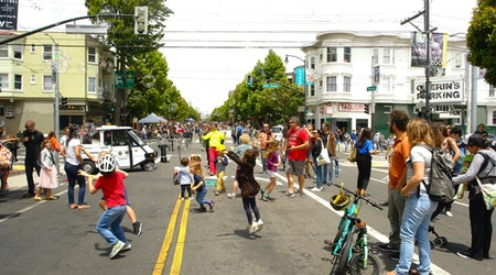 SF weekend: Car-free day on Valencia, free tulip day in Union Square, craft chocolate expo, more